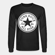 Long sleeves Punk Rock All Star