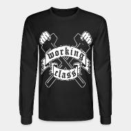 Long-sleeves crewneck Working class
