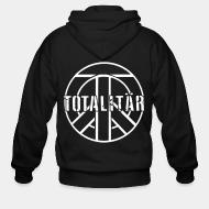 Zip hooded sweatshirt Totalitar