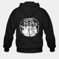Zip hooded sweatshirt Besthoven