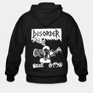Zip hoodie Disorder - More noize