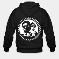 Zip hooded sweatshirt SKA