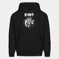 Hooded sweatshirt Heyoka