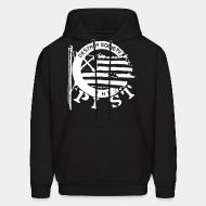 Hooded sweatshirt The Pist - Destroy society