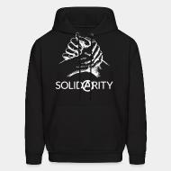 Hooded sweatshirt Solidarity