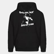 Hooded sweatshirt Discharge - Apocalypse now