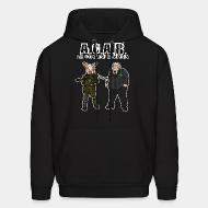 Hooded sweatshirt A.C.A.B All Cops Are Bastards