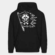 Hooded sweatshirt Pirate