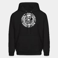 Hooded sweatshirt Hunt saboteurs association
