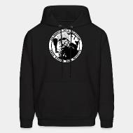 Hoodie Solidarity with Palestine - gaza exists, gaza resists