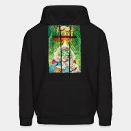 Hooded sweatshirt Sit back and relax - world war 3 is about to start