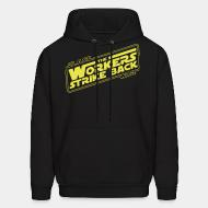 Hoodie Class war - The workers strike back