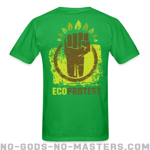 Ecoprotest - Eco-friendly T-shirt