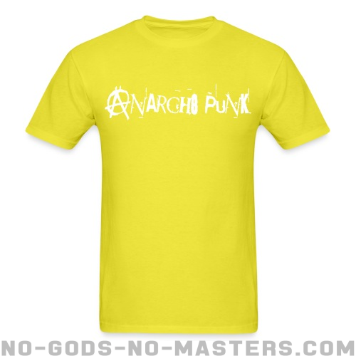 Anarcho punk - Punk T-shirt