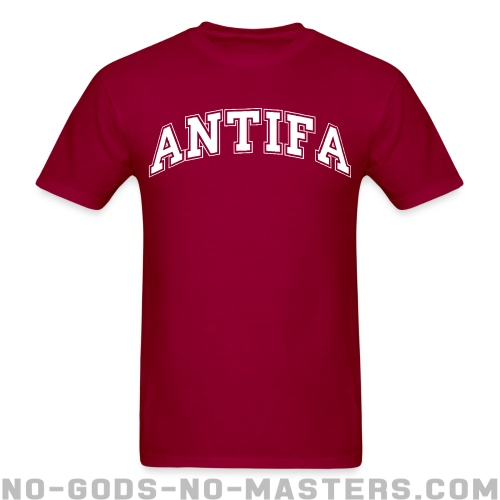Antifa - Anti-fascist T-shirt