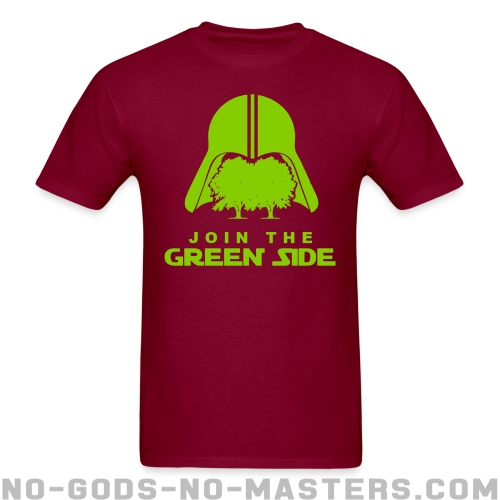 Join the green side - Eco-friendly T-shirt