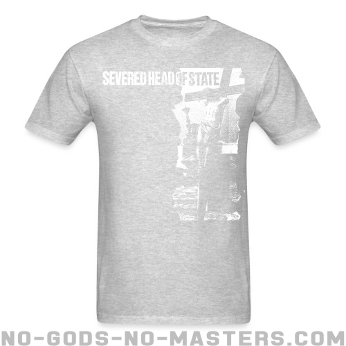 Severed Head Of State - Band Merch T-shirt