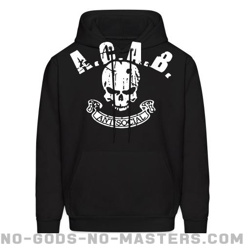 A.C.A.B. antisocial - ACAB Hooded sweatshirt