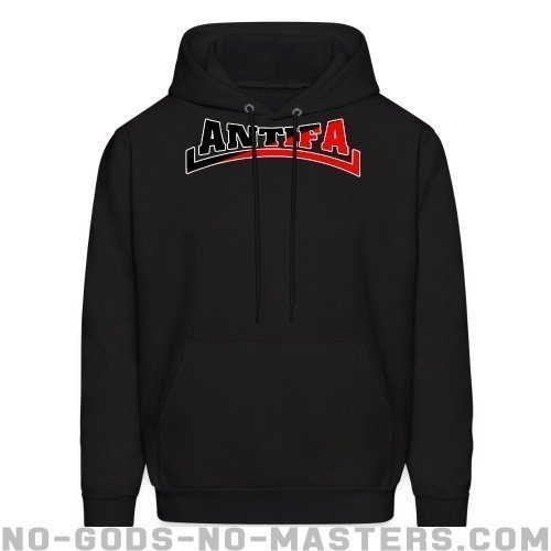 Antifa - Anti-fascist Hooded sweatshirt