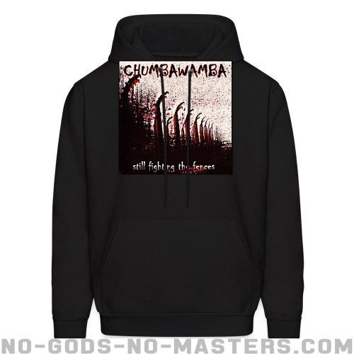 Chumbawamba - Still fighting the fences - Band Merch Hooded sweatshirt