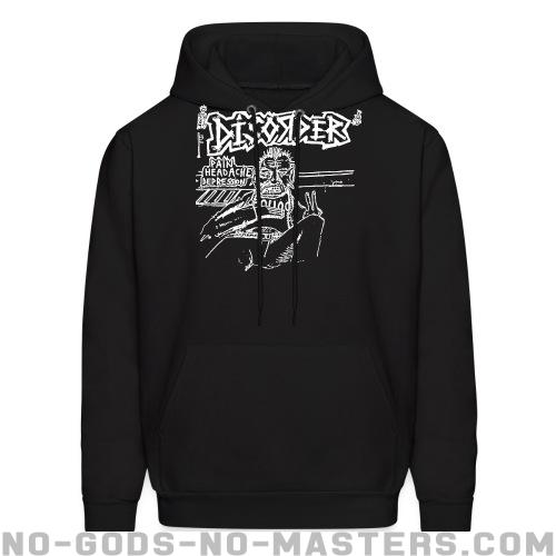 Disorder - Pain headache depression - Band Merch Hooded sweatshirt