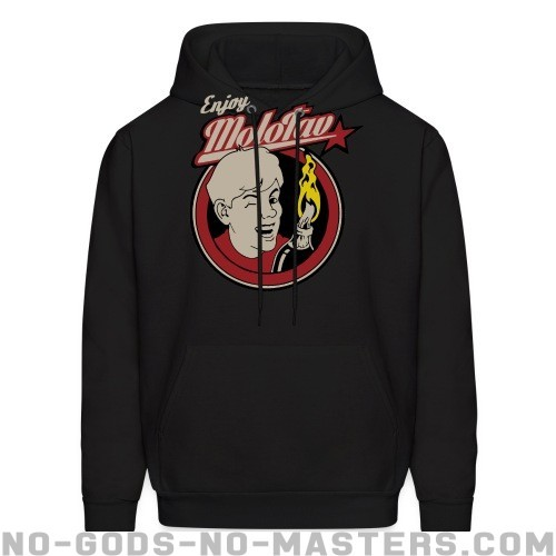 Enjoy Molotov - Activist Hooded sweatshirt