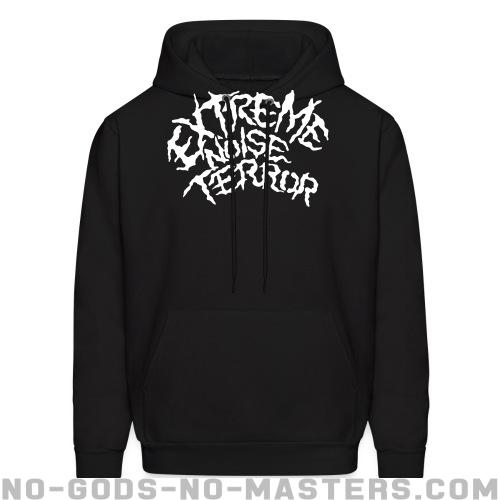 Extreme Noise Terror - Band Merch Hooded sweatshirt
