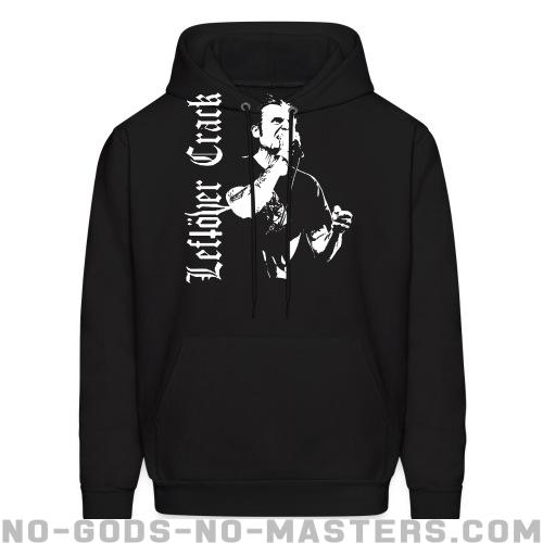 Leftover Crack - Band Merch Hooded sweatshirt