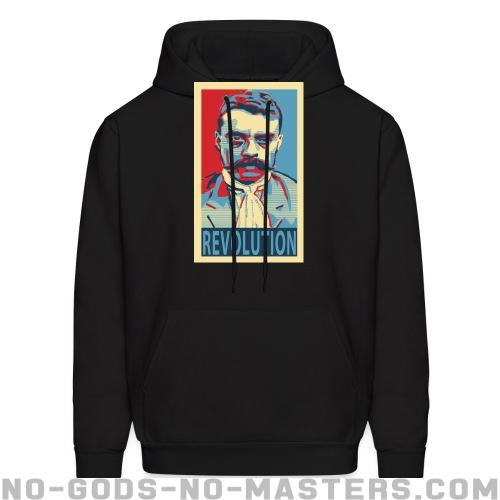 Revolution (Emiliano Zapata) - Zapatista Hooded sweatshirt