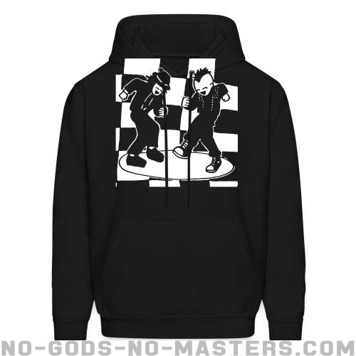 Skanking Punks - Ska Hooded sweatshirt
