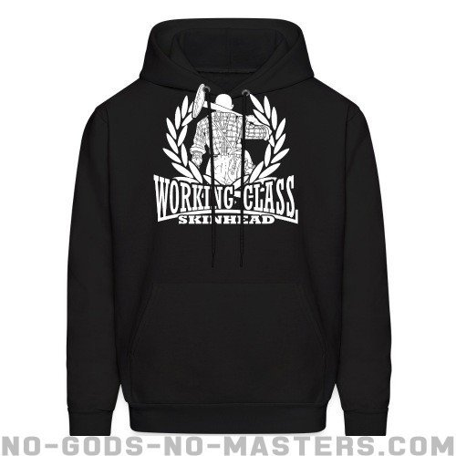 Working Class Skinhead - Skinhead Hooded sweatshirt