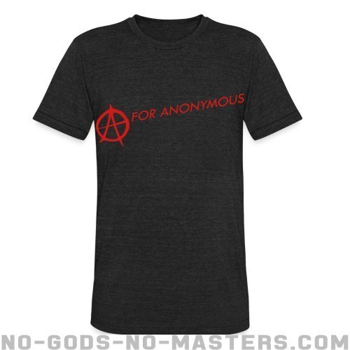 A for anonymous  - Anonymous Local T-shirt