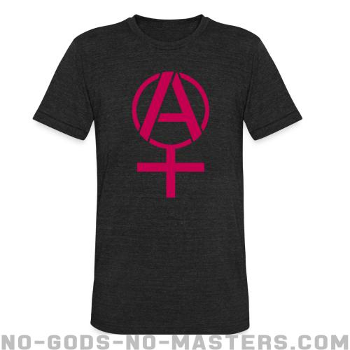 Anarcho-feminist - Feminist Local T-shirt anti-sexist