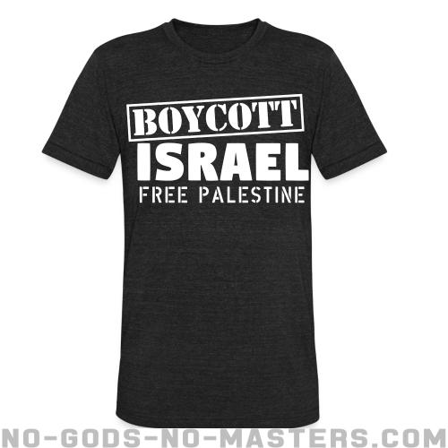 Boycott Israel - Free Palestine - Anti-war Local T-shirt