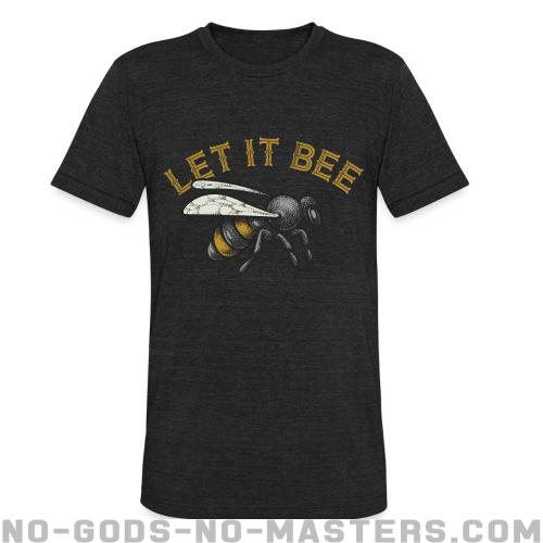 Let it bee - Eco-friendly Local T-shirt