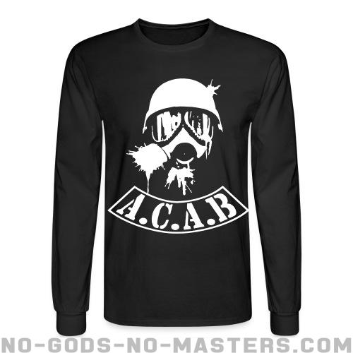 A.C.A.B. All Cops Are Bastards - ACAB Long sleeves