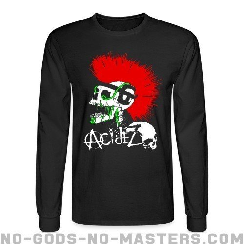 Acidez - Band Merch Long sleeves