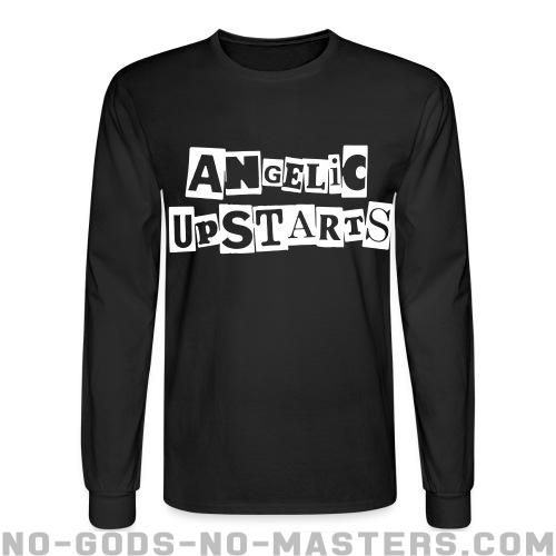 Angelic Upstarts - Band Merch Long sleeves