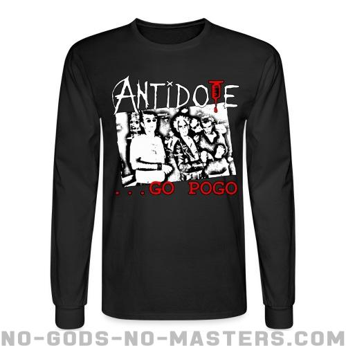 Antidote - Go pogo - Band Merch Long sleeves