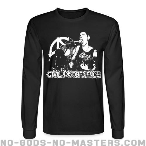 Civil Disobedience - Band Merch Long sleeves