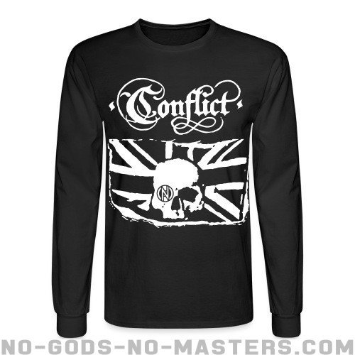 Conflict - Band Merch Long sleeves