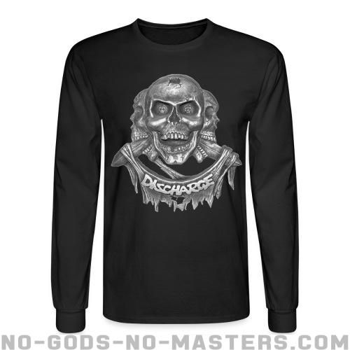 Discharge - Band Merch Long sleeves