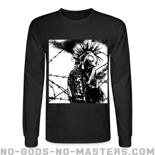 Gasmask Punk - Punk Long sleeves