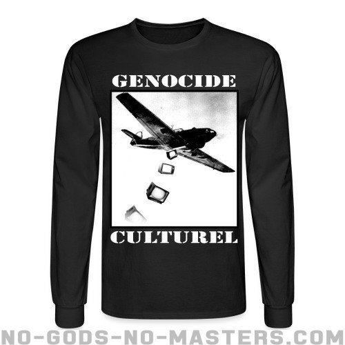 Génocide culturel - Activist Long sleeves
