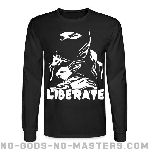 Liberate - Animal Liberation Long sleeves