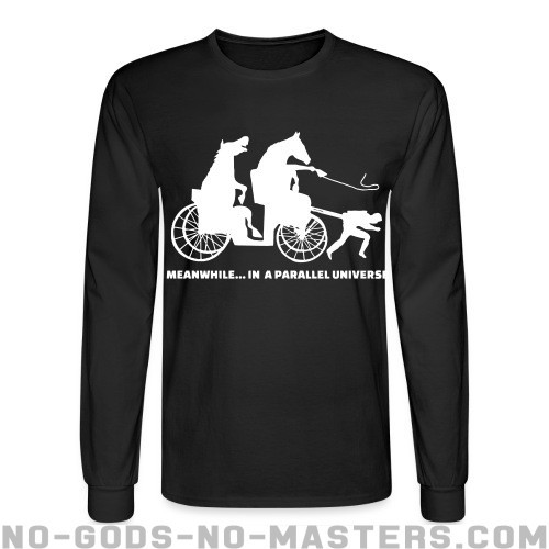 Meanwhile... in a parallel universe - Animal Liberation Long sleeves
