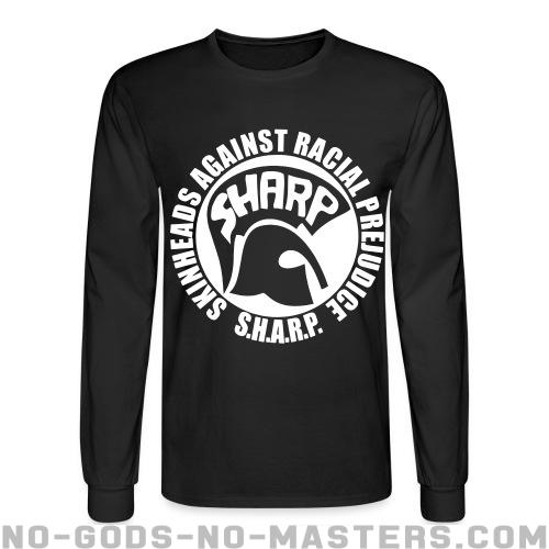 S.H.A.R.P. - Skinheads Against Racial Prejudice  - Skinhead Long sleeves