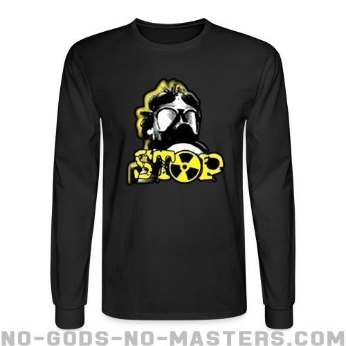 Stop nuclear - Eco-friendly Long sleeves