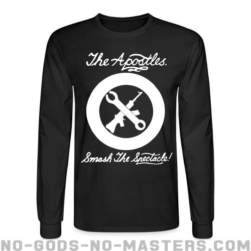 The Apostles - Smash the spectacle! - Band Merch Long sleeves