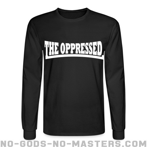 The Oppressed - Band Merch Long sleeves